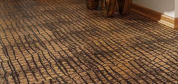 Замковые кожаные полы
