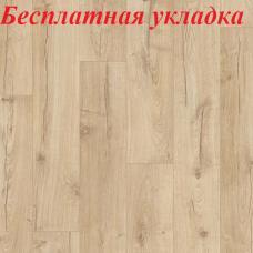 Ламинат влагостойкий Quick Step Impressive, Дуб Светлый IM1847, однополосный