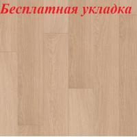 Ламинат влагостойкий Quick Step Impressive, Доска Белого Дуба Лакированная IM3105, однополосный