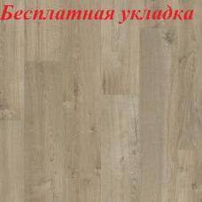 Ламинат влагостойкий Quick-Step IMPRESSIVE ДУБ ЭТНИЧЕСКИЙ КОРИЧНЕВЫЙ IM3557, однополосный