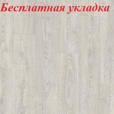 Ламинат влагостойкий Quick-Step IMPRESSIVE ДУБ ФАНТАЗИЙНЫЙ СВЕТЛО-СЕРЫЙ IM3560, однополосный