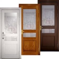 Дверь межкомнатная эко-шпон ВЕРСАЛЬ 40006