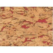 Пробковое настенное покрытие Corksribas Condor Red