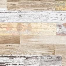 Пробковое напольное замковое покрытие LICO Print cork Country Antiquewhite
