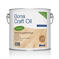 Масло бесцветное матовое  Bona Craft