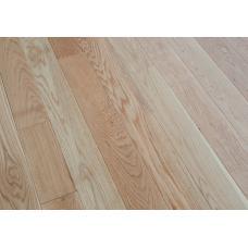 Массивная доска Magestik Floor Classic, Дуб натур без покрытия 125 мм