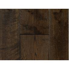Массивная доска Magestik Floor Classic, Дуб бренди брашированный 125 мм