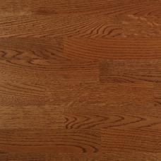 Паркетная доска Timber Дуб красный мокко, 3-х полосная