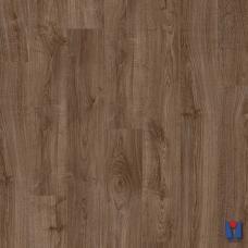 Ламинат Quick Step Eligna, Дуб темно-коричневый промасленный U3460, однополосный