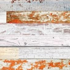 Пробковое напольное замковое покрытие LICO Print cork Country Firebrick