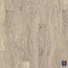 Ламинат Quick Step Rustic, Гикори серо-коричневый, RIC3456, однополосный