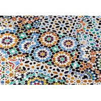 Ламинат Falquon коллекция Quadraic Mosaic Q001