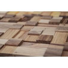 Деревянная 3Д мозаика Кантри Дуб