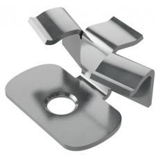 Кляймер металл для алюминиевой лаги.
