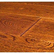 Массивная доска Дуб SERENZO Flooring, ДУБ TOSCANA / ТОСКАНА UV-лак, Австрия