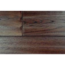 Массивная доска Дуб SERENZO Flooring, ДУБ MOCCA / МОККА UV-лак, Австрия