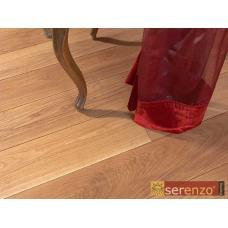 Массивная доска Дуб SERENZO Flooring, ДУБ CLASSICO / КЛАССИК UV-лак, Австрия