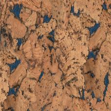 Пробковое покрытие Corkstyle коллекция Wall Design Monte Blue