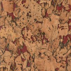 Пробковое покрытие Corkstyle коллекция Wall Design Monte Red