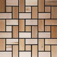 Мозаика из дерева 3D Клен термо