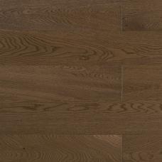 Паркетная доска Amber Wood Дуб Мускат Браш Лак 14х148х1860 мм