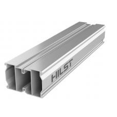 Лага алюминиевая 60х40 с двумя дополнительными ребрами жесткости